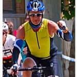 Opiniones alumno natacion aguas abiertas Jorge Guzman Barcelona Sitges Costa Brava natacio mar triatlon ironman swimrun Gonzalo