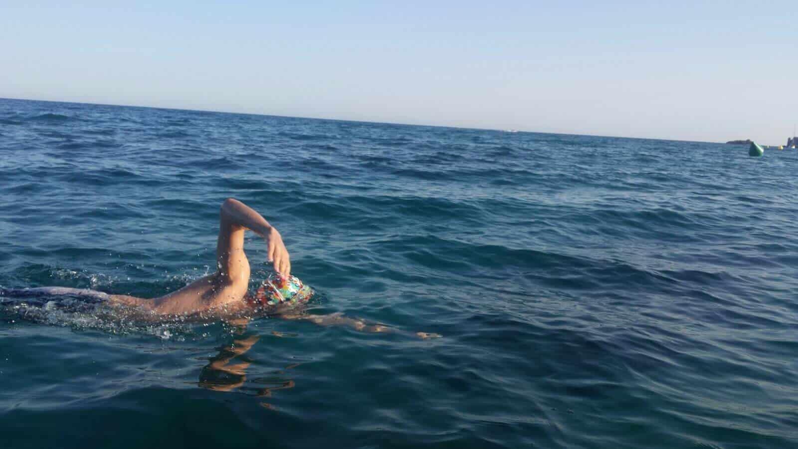 Claves para aprender a nadar