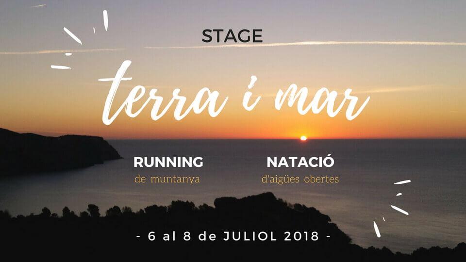Stage de Natación y Running en la Costa Brava