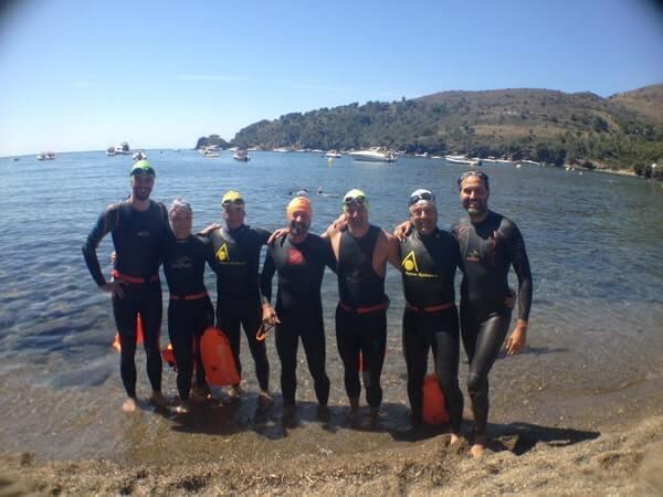 Stage Terra i Mar 02 - Jorge Guzmán Natación Aguas Abiertas en el mar para adultos