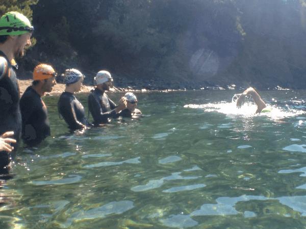 Stage Terra i Mar 04 - Jorge Guzmán Natación Aguas Abiertas en el mar para adultos