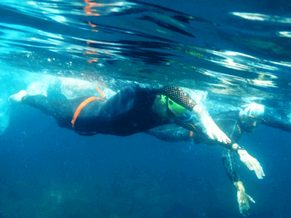Stage Terra i Mar 05 - Jorge Guzmán Natación Aguas Abiertas en el mar para adultos