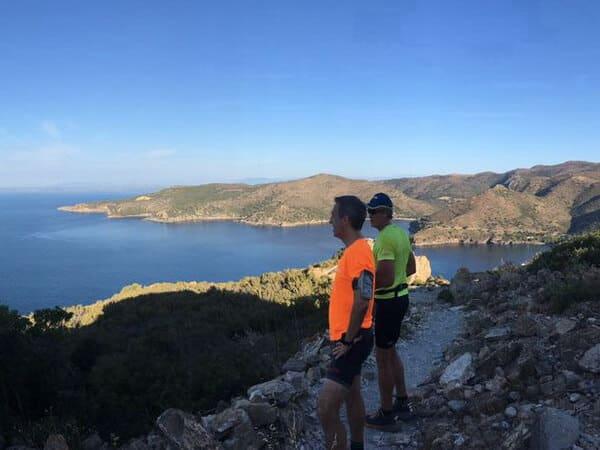 Stage Terra i Mar 09 - Jorge Guzmán Natación Aguas Abiertas en el mar para adultos