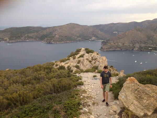 Stage Terra i Mar 12 - Jorge Guzmán Natación Aguas Abiertas en el mar para adultos