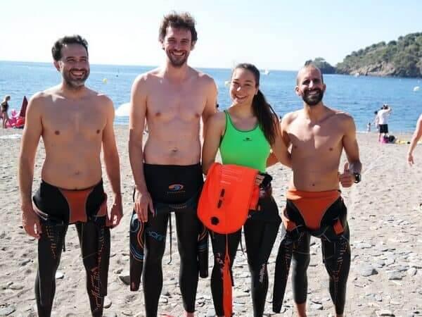 Stage Terra i Mar 15 - Jorge Guzmán Natación Aguas Abiertas en el mar para adultos