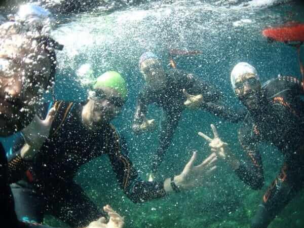 Stage Terra i Mar 17 - Jorge Guzmán Natación Aguas Abiertas en el mar para adultos